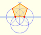 Durer's approximation of a Regular Pentagon