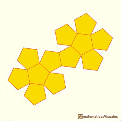 matematicas visuales plane developments of geometric bodies