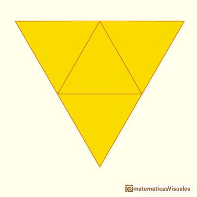Matematicas Visuales Plane Developments Of Geometric