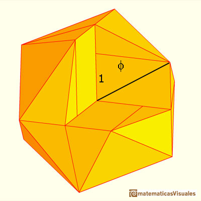 Matematicas Visuales | Resources 3d Printing: Icosahedron