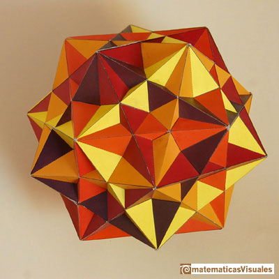 matematicas visuales the dodecahedron and the cube