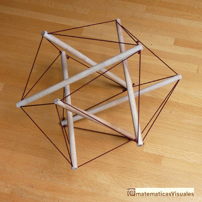 how to find the volume of an icosahedron