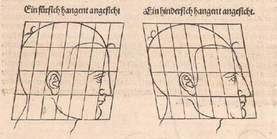 'The four Books of Human Proportions' ('Vier Bücher von Menschlicher Proportionen')Yale University Beinecke Rare Book and Manuscript Library