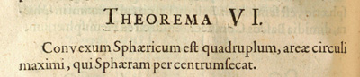 Kepler's Nova stereometria doliorum vinariorum (1615), p. 16, Posner Memorial Collection,Carnegie Mellon University Libraries, Pittsburgh PA